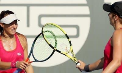Luisa Stefani - Marcelo Melo - Masters 1000 de Cincinnati - WTA Premier de Cincinnati