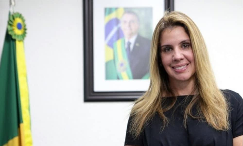 Marcela Parsons - Secretaria Nacional do Paradesporto - Andrew Parsons