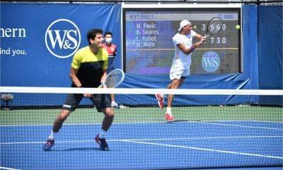 Marcelo Melo - Melo e Kubot - US Open - Bolha - Coronavírus