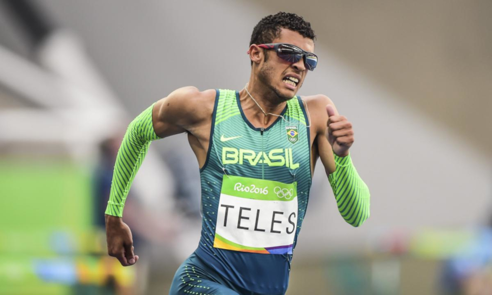 Marcio Teles Atletismo Thiago Braz Tóquio Augusto Dutra Alison dos Santos