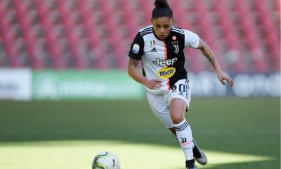 Maria Alves - Juventus - Troféu Veolia - Lyon