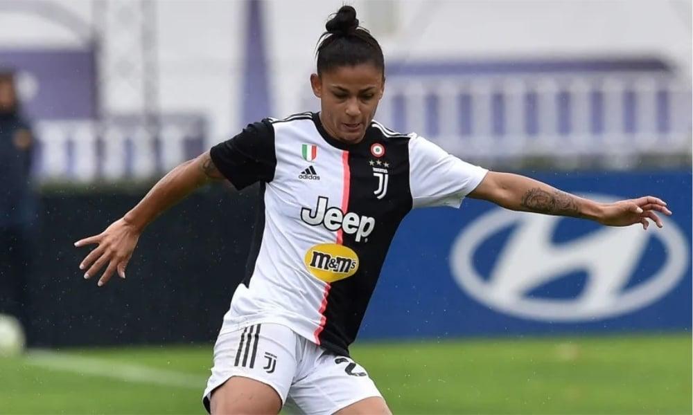 Maria Alves - Juventus - Troféu Veolia
