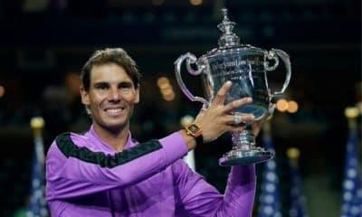 Rafael Nadal - US Open - Coronavírus