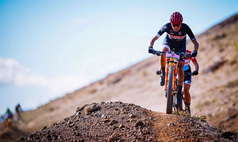 Raiza Goulão Ciclistas Brasileiros Mountain Bike MTB Desafio dos Gigantes Henrique Avancini