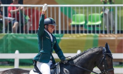 Rodolpho Riskalla - Sérgio Oliva - Hipismo Tóquio-2020 - Jogos Paralímpicos