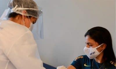 Seleção Feminina Sub-17 - Graja Comary - Coronavírus