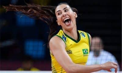 Sheilla Castro - Liga de Vôlei dos Estados Unidos - Minas