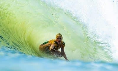 Tati Weston-Webb - Surfe - Piscina de Ondas - Tóquio 2020
