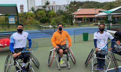 Daniel Rodrigues e Gustavo Carneiro, da classe Open, e Ymanitu Silva, da Quad, são os principais nomes do Brasil no tênis em cadeira de rodas. Se a qualificação paralímpica encerrasse neste momento, os três estariam com as vagas garantidas nos Jogos Paralímpicos de Tóquio, em 2021. A missão é difícil, mas o objetivo de dois deles, Ymanitu e Daniel, é surpreender e conquistar a primeira medalha brasileira na modalidade