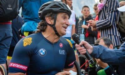 Alessandro Zanardi Bicicleta Acidente