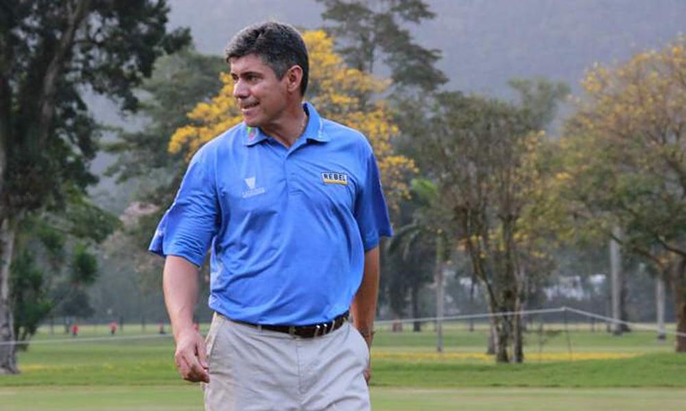 Adilson da Silva golfe