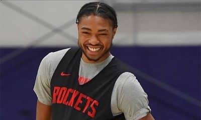 Bruno Caboclo NBA Quarentena Houston Rockets Brasileiro basquete masculino