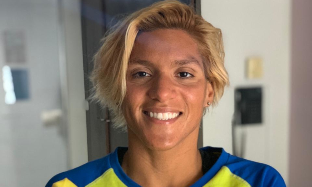 Ana Marcela Ayrton Senna Touca Travessia Capri-Napoli Maratonas Aquáticas