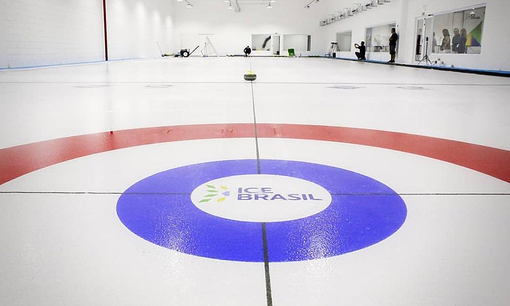 Curling Eleição da Comissão de Atletas CBDG