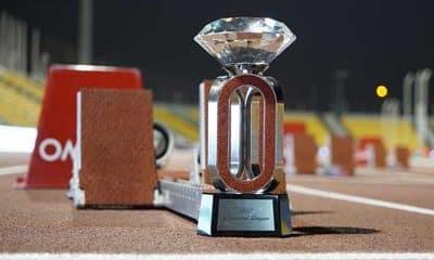 Liga Diamante de atletismo etapa de doha