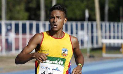 Lucas Pinho atletismo 800 m 1.500 m meio-fundo