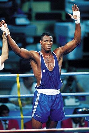 os maiores vencedores do boxe nos jogos olímpicos - Félix Savón