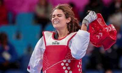 Silvana Fernandes parataekwondo Sarah Souza judô Live Tamo Junto