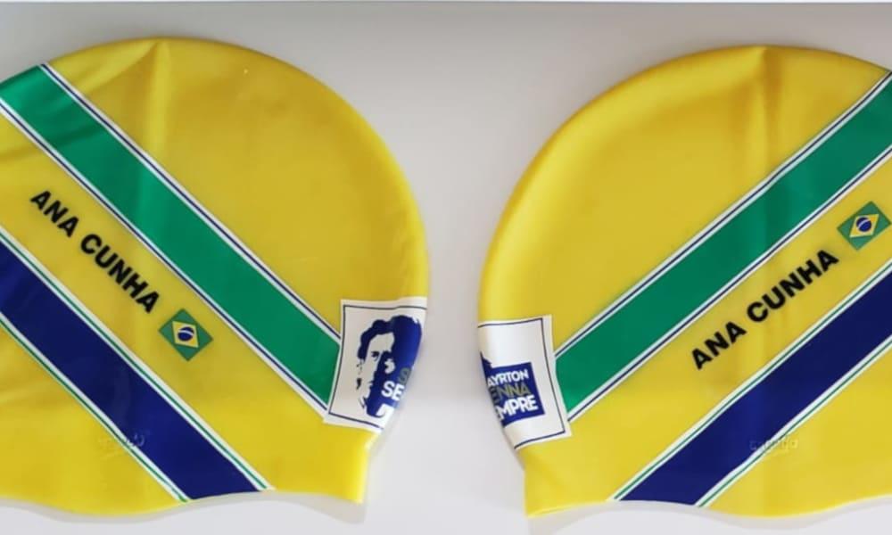 Ana Marcela Ayrton Senna Maratonas Aquáticas Travessia Capri-Napoli