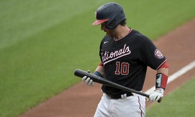 Yan Gomes centésimo home run Washington Nationals beisebol mlb