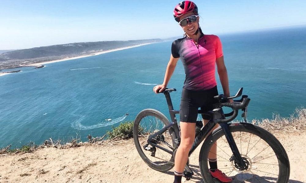 Vittoria Lopes retorna às competições de triatlo após quase um ano