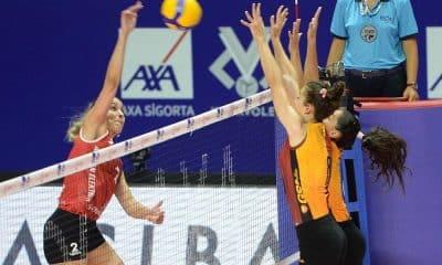 Ellen Braga anotou nove pontos em sua estreia pelo Kale Sport