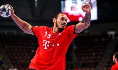 Rogério Moraes anotou um gol em nova vitória do Telekom Veszprém