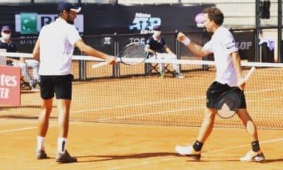Bruno Soares é eliminado do Masters 1000 de Roma