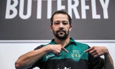 Thiago Monteiro tênis de mesa vitória Sporting Campeonato Português tênis de mesa