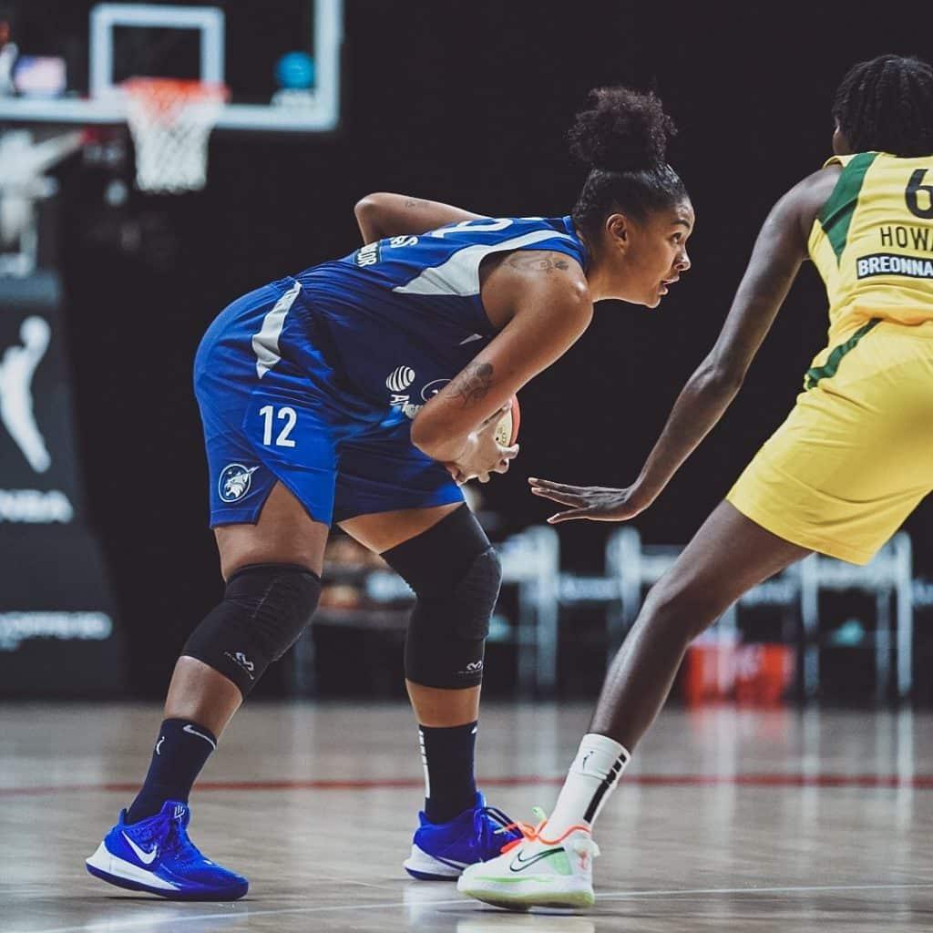 Minnesota Lynx de Damiris busca empate na série contra Seattle Storm WNBA ao vivo