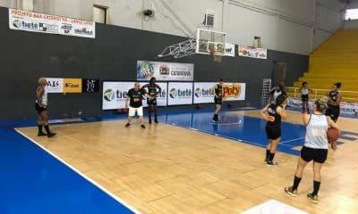 A equipe de Catanduva estreia no próximo domingo na Copa São Paulo de Basquete Feminino