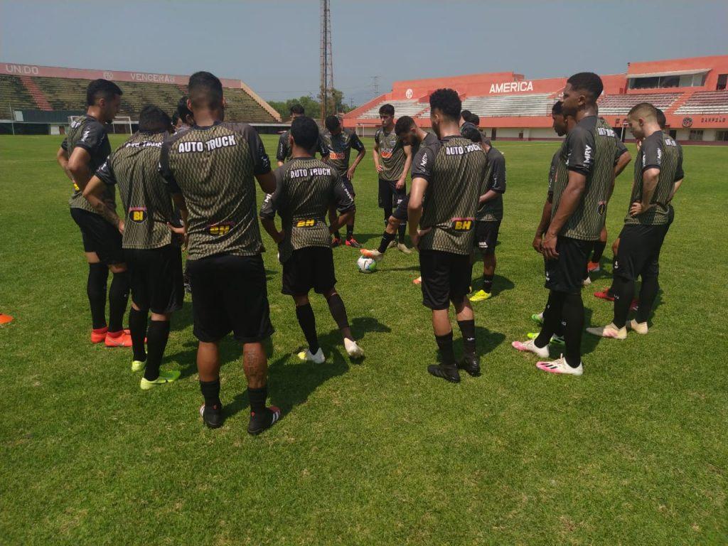 Atlético-MG busca primeira vitória no Brasileiro Sub-20 Vasco ao vivo