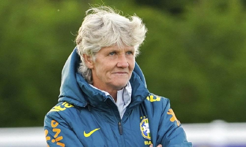Pia Sundhage comanda a seleção feminina brasileira a mais de um ano