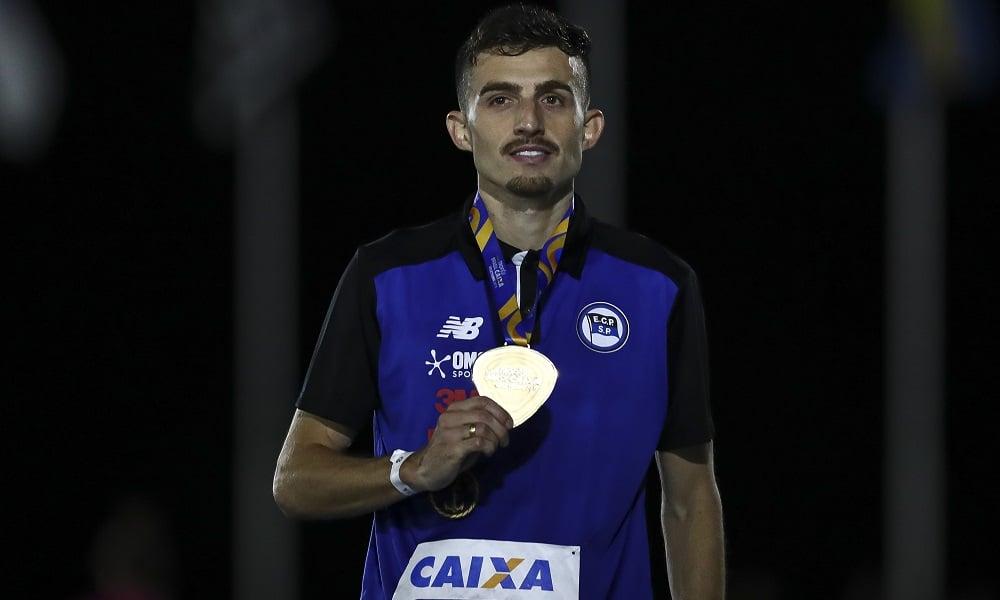 Ederson Pereira vai ao Mundial de Meia Maratona