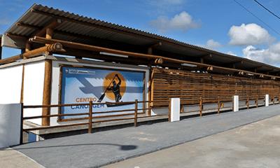 Centro de Canoagem é inaugurado em Ubaitaba, Bahia, cidade natal de Isaquias Queiroz