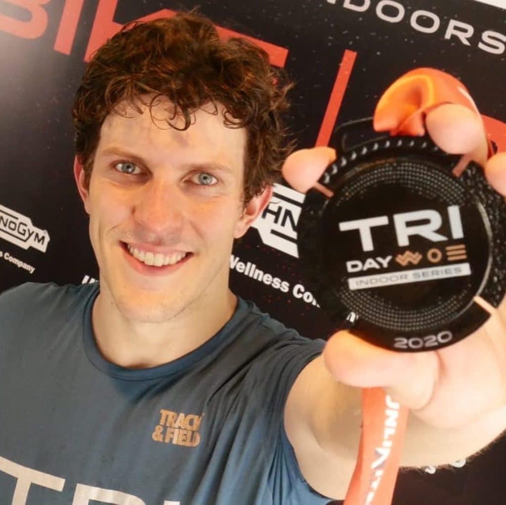 OTD testou na pele como funciona o TRIDAY Indoor Series, competição de triatlo indoor organizada pelo Ironman Brasil que surgiu durante a pandemia