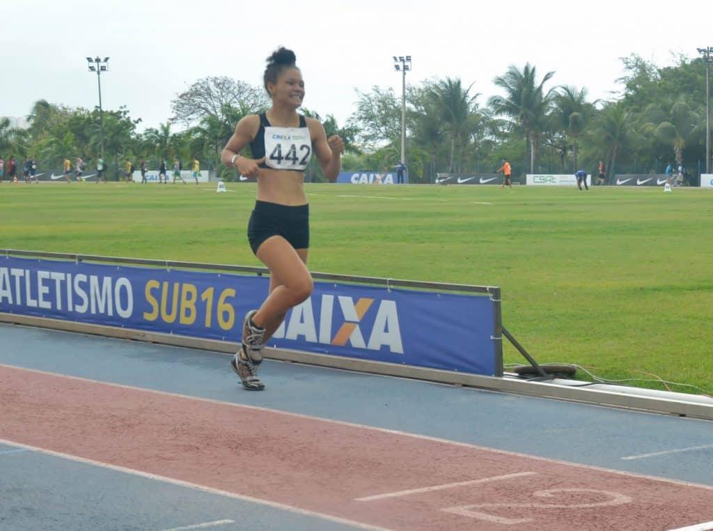 Ana Júlia Batista Brasileiro sub-16 de Pentatlo
