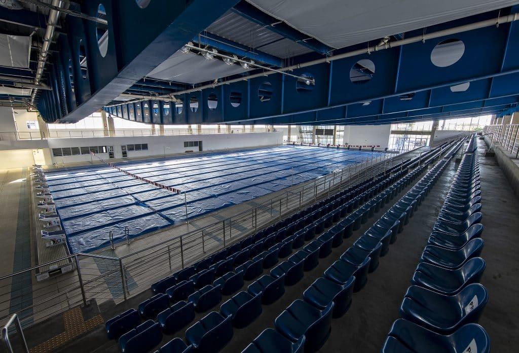 Centro de Treinamento Paralímpico permaneceu fechado por quase 120 dias por conta da pandemia CPB