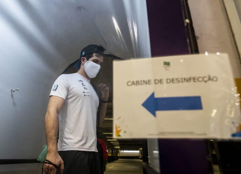 Pandemia fez CPB fechar Centro de Treinamento Paralímpico por quase 120 dias