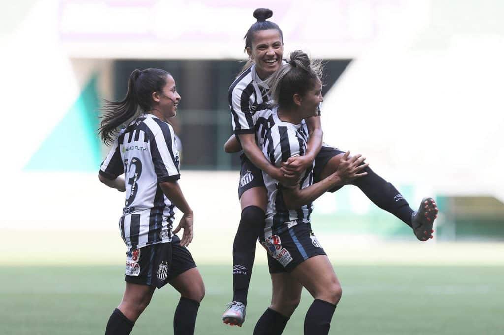 Campeonato Brasileiro Feminino Santos Ponte Preta ao vivo