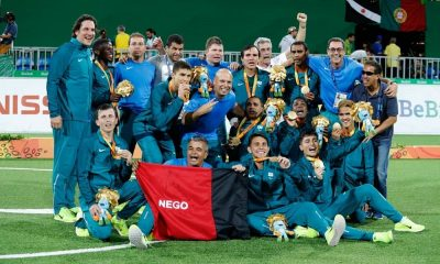Seleção brasileira conquistou todas as medalhas de ouros possíveis em Jogos Paralímpicos