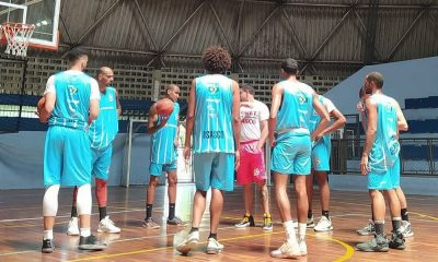 Osasco basquete retoma treinamentos e confirma participação no Paulista