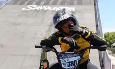 Anderson Souza Andinho Brasileiro BMX Campeão Olímpico
