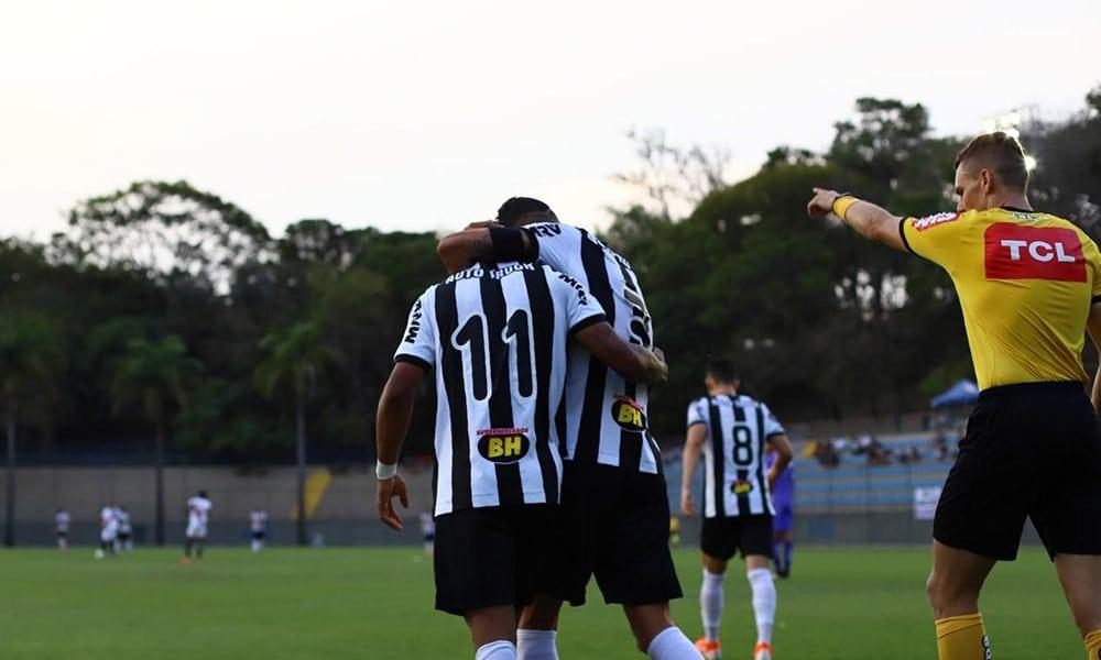 Atlético-MG futebol ao vivo Brasileiro Sub-20