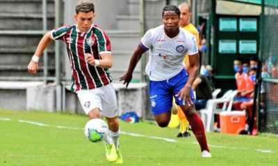 Fluminense-PI x Bahia - Copa do Brasil sub-20