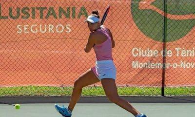 Bia Haddad - ITF de Montemor-O-Novo