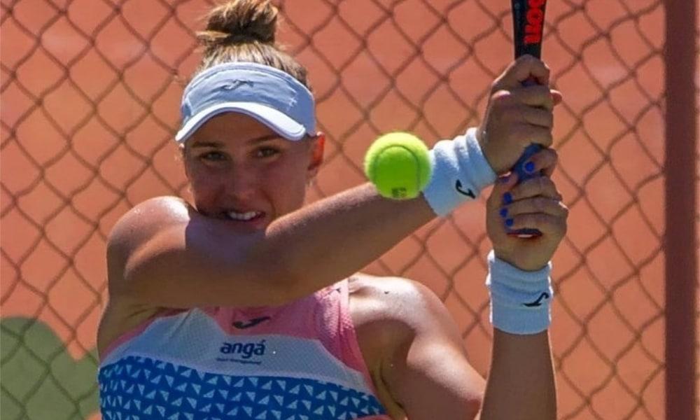 Bia Haddad -ITF de Montemor-O-Novo