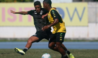 Botafogo Brasileiro Sub-20 Atlético-MG