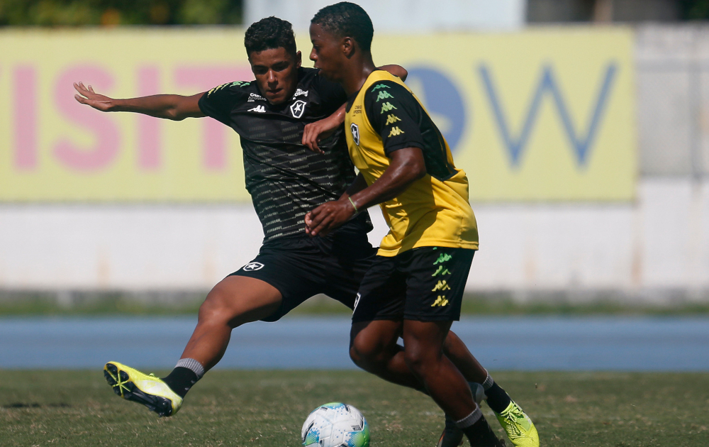 Botafogo Brasileiro Sub-20 Atlético-MG vitória