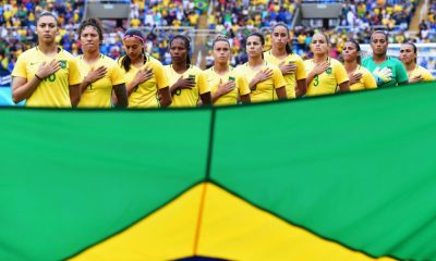 Brasil Futebol Feminino FIFA